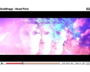 Goldfrapp - Head First Trailer
