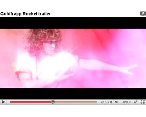 Goldfrapp - Head First Trailer 2